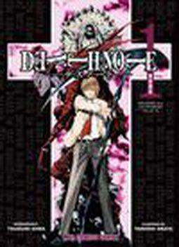 Książka Death Note 1 - Nuda