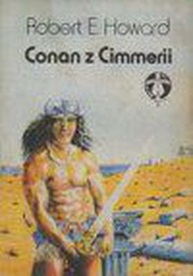 Książka Conan z Cimmerii