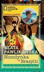 Książka Blondynka w Brazylii
