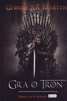Książka Gra o tron