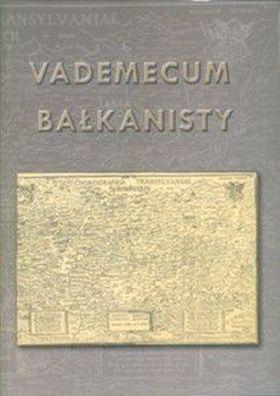 Książka Vademecum bałkanisty