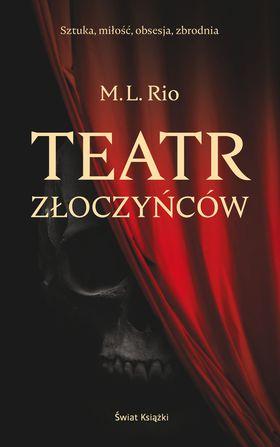 Książka Teatr złoczyńców