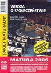 Książka WOS Matura 2006 Pakiet