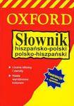 Książka Słownik hiszpańsko-polski, polsko-hiszpański