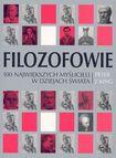 Książka Filozofowie 100 największych myślicieli w dziejach świata