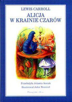 Książka Alicja w Krainie Czarów
