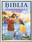 Książka Biblia ilustrowana dla dzieci