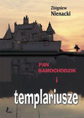 Książka Pan Samochodzik i templariusze