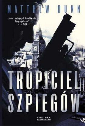 Książka Tropiciel szpiegów
