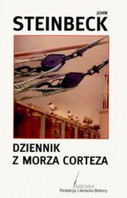 Książka Dziennik z morza Corteza