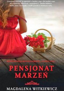 Książka Pensjonat Marzeń