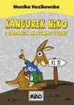 Książka Kangurek Niko i zadania matematyczne dla klasy IV