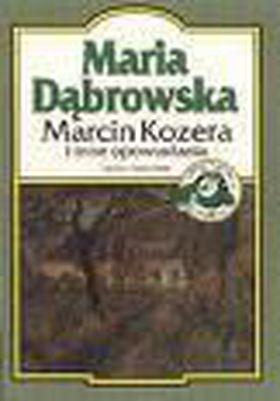 Książka Marcin Kozera