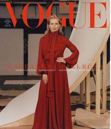 Vogue Polska, nr 11/styczeń 2019