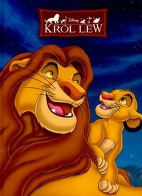 Książka Król Lew