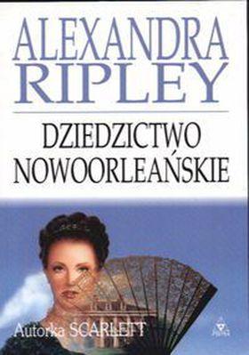 Książka Dziedzictwo Nowoorleańskie