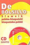 Książka De bolsillo. Słownik polsko-hiszpański hiszpańsko-polski