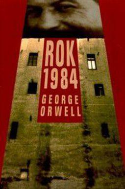 Książka Rok 1984