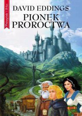 Książka Pionek proroctwa