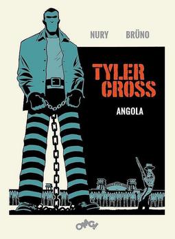 Książka Tyler Cross. Tom 2. Angola