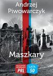 Książka Maszkary