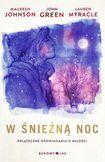 Książka W śnieżną noc, opowiadania o miłości