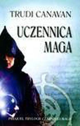 Książka Uczennica Maga