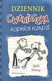 Książka Dziennik cwaniaczka