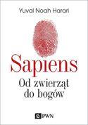 Książka Sapiens. Od zwierząt do bogów