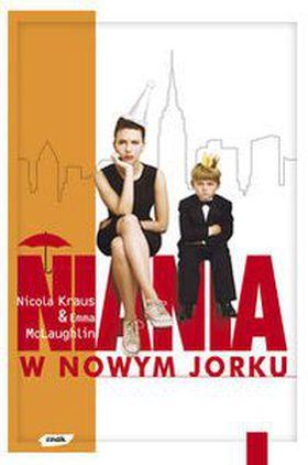 Książka Niania w Nowym Jorku