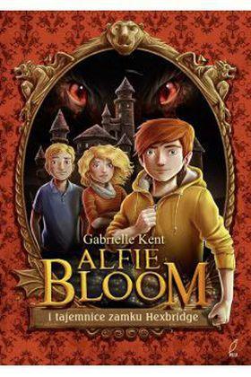Książka Alfie Bloom i tajemnice zamku Hexbridge