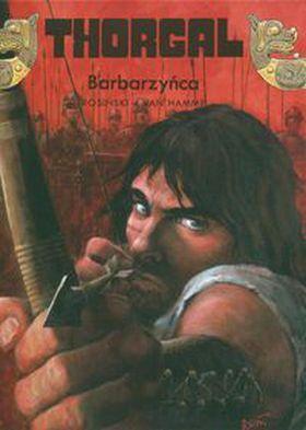 Książka Thorgal. Tom 27. Barbarzyńca