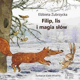 Książka Filip, lis i magia słów