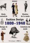 Książka Fashion Design 1800-1940