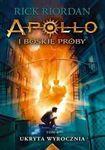 Książka Apollo i boskie próby Tom 1. Ukryta wyrocznia