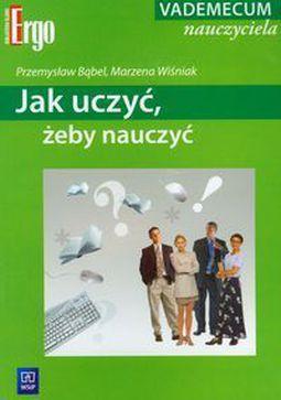 Książka Jak uczyć żeby nauczyć