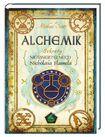 Książka Alchemnik { Sekrety nieśmiertelnego Nicholasa Flamela}