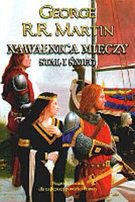 Książka Nawałnica mieczy. T. 1, Stal i śnieg
