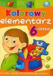 Książka Kolorowy elementarz 6-latka