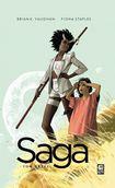 Książka Saga. Tom 3