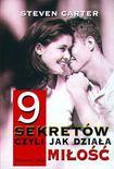 Książka 9 sekretów czyli Jak działa miłość