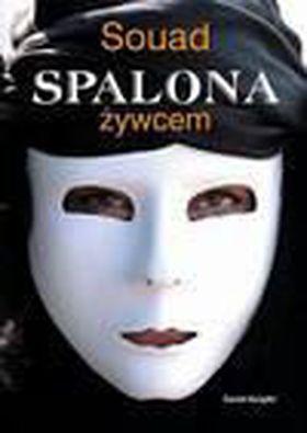 Książka SPALONA ŻYWCEM
