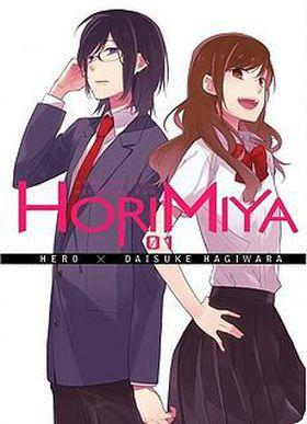 Książka Horimiya 1