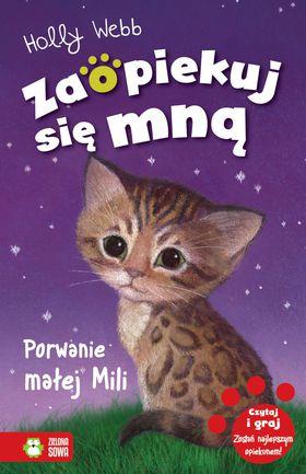 Książka Porwanie małej Mili