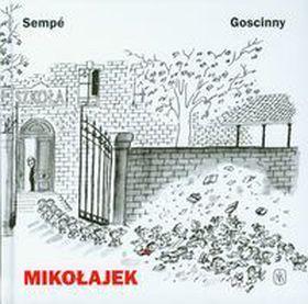 Książka Mikołajek