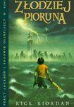 Książka Percy Jackson i bogowie olimpijscy tom 1 Złodziej pioruna