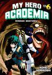 Książka My Hero Academia. Tom 6