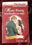 Książka Hester Waring wychodzi za mąż