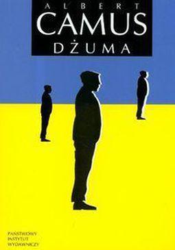 Książka Dżuma