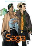 Książka Saga. Tom 1